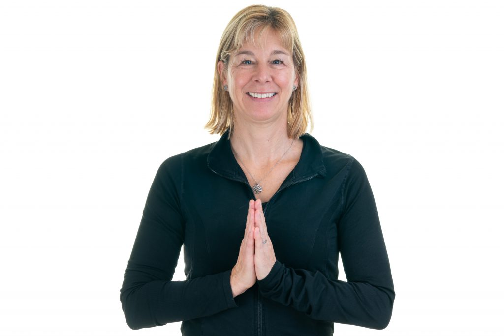Yoga Instructor Caroline Shone, Hatha Yoga